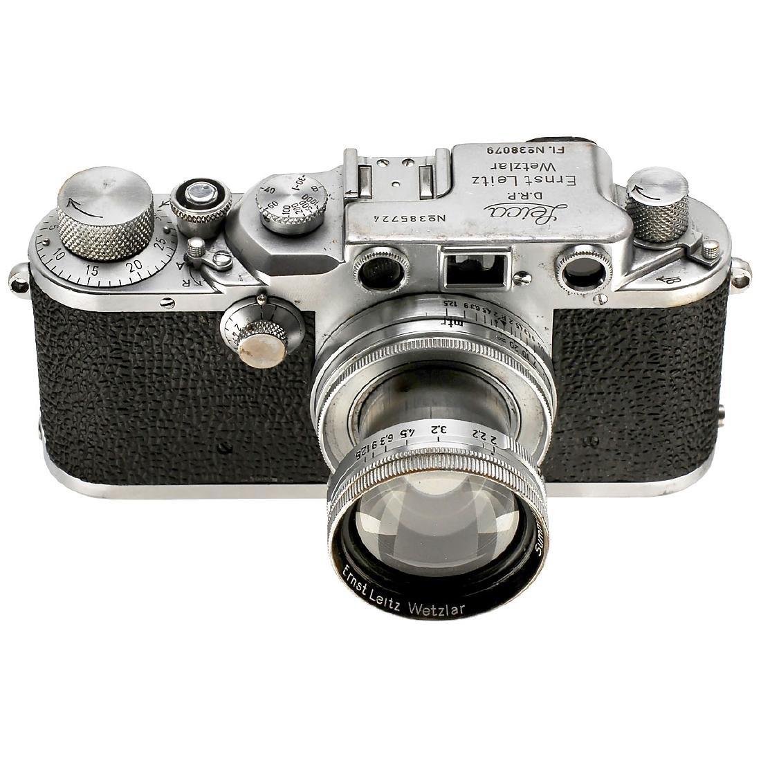 """Leica IIIc """"Luftwaffen-Eigentum"""", 1942"""