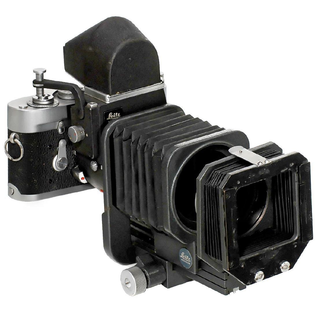 Leica M2 with Visoflex III, 1966