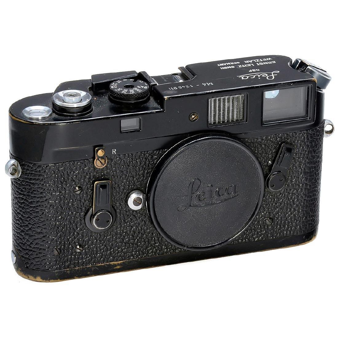 Leica M4 (Black Paint), 1969