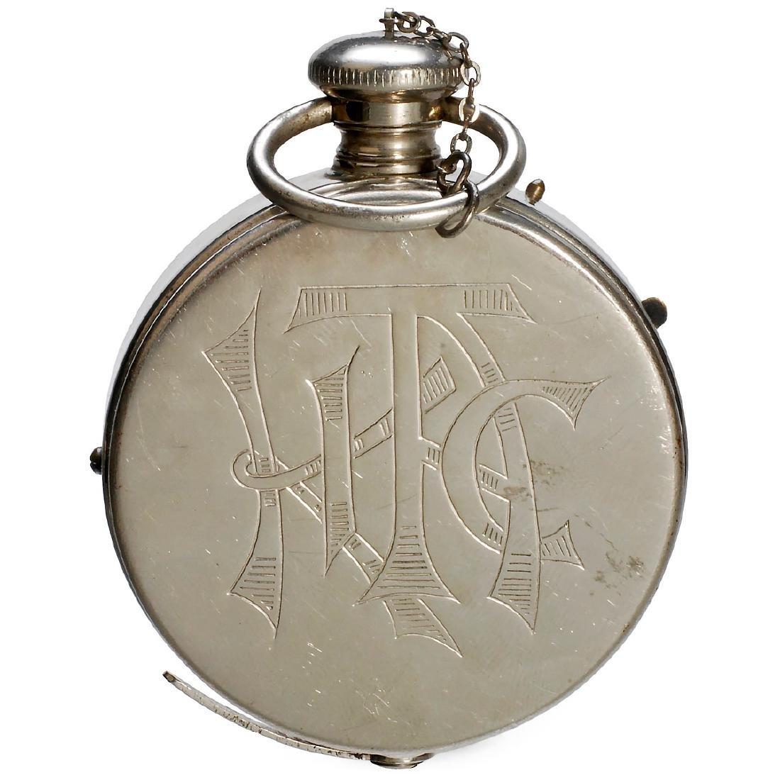 """Ticka"" Watch Pocket Camera with Original Box, 1905 - 2"