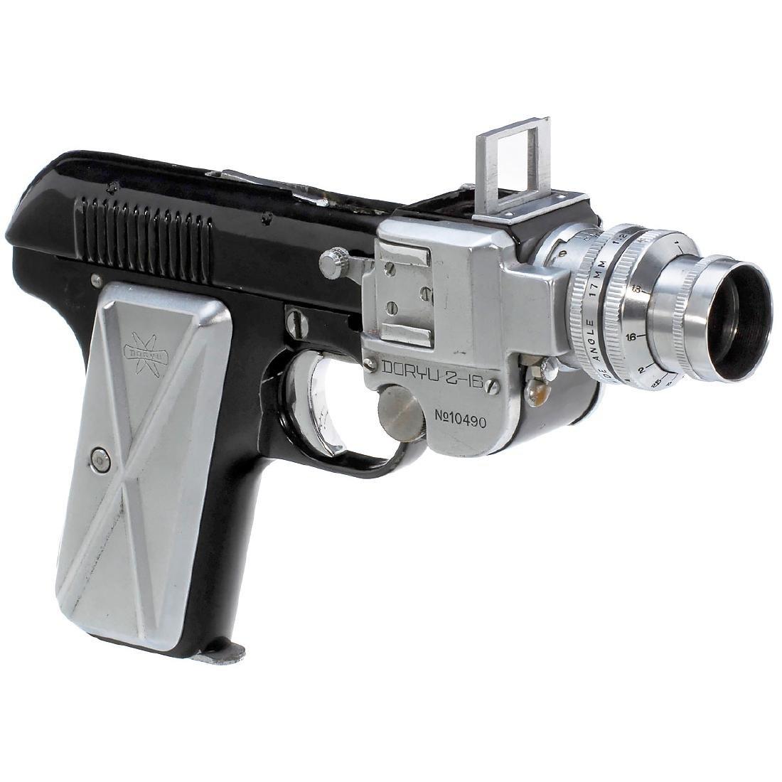 """Doryu 2-16 Flash Camera"", 1955"