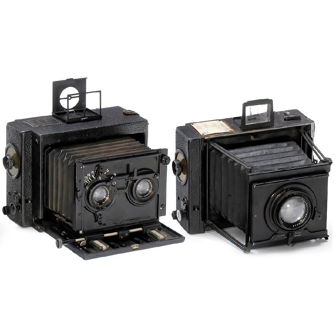 Ica Stereo Minimum-Palmos and Minimum-Palmos