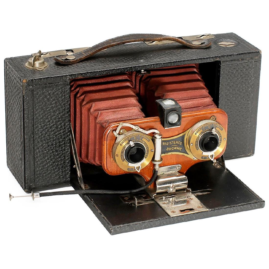 Kodak Stereo Brownie No. 2, 1905