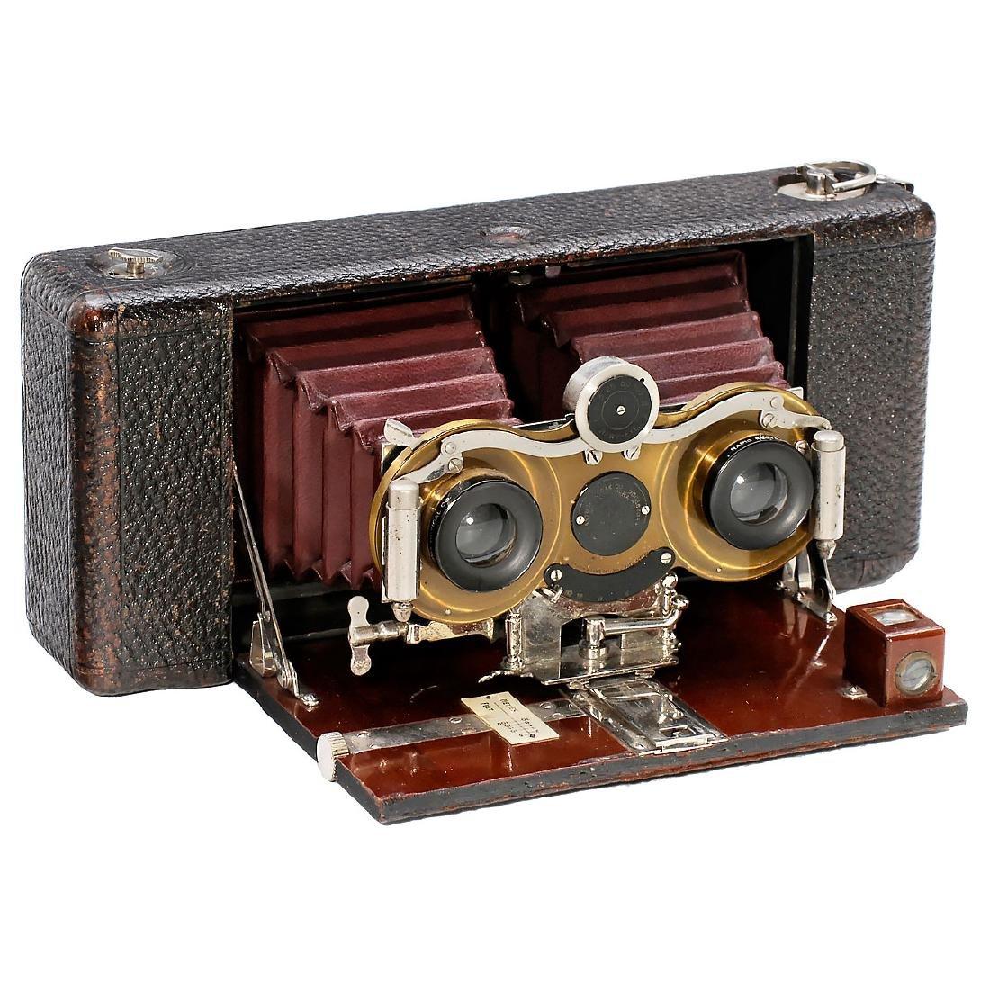Blair Stereo Hawkeye Mod. 4, 1904