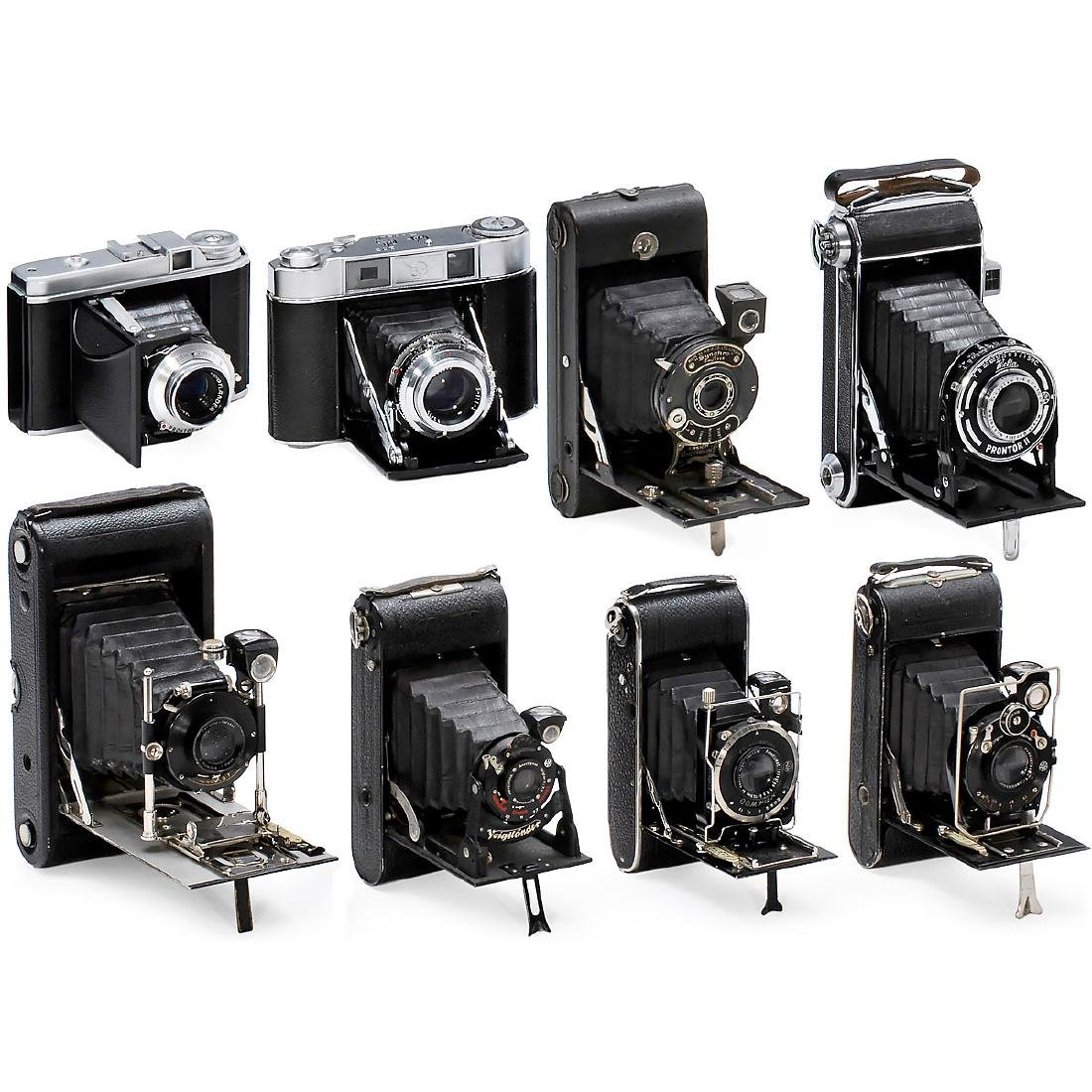 25 Rollfilm Cameras