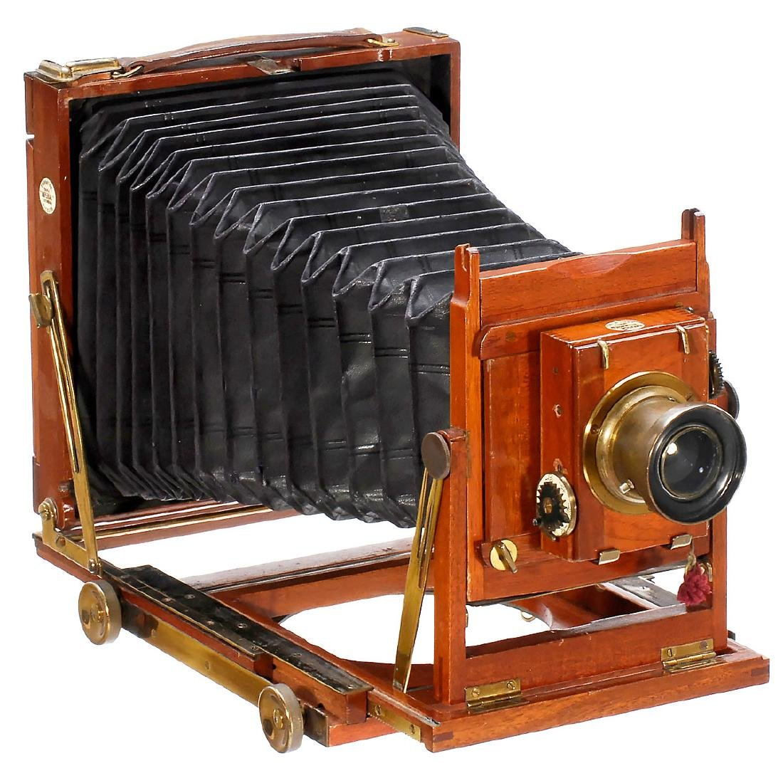 Imperial Triple Extension Field Camera, c. 1910