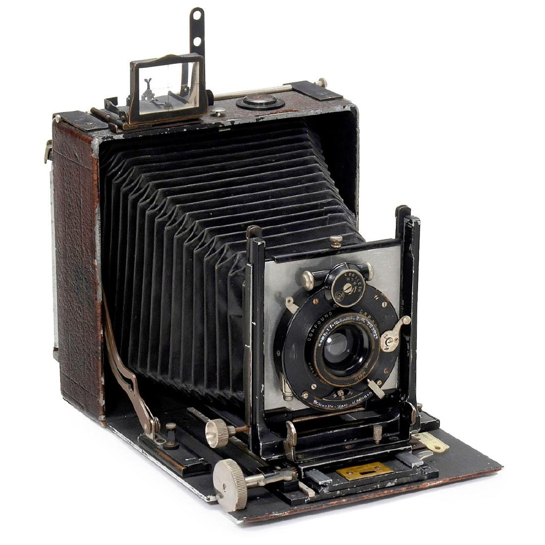 Dr. Staeble's Professional Hand-Camera, c. 1925
