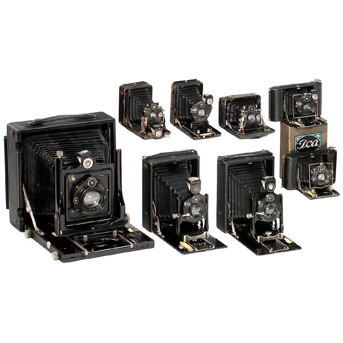 8 Ica Cameras