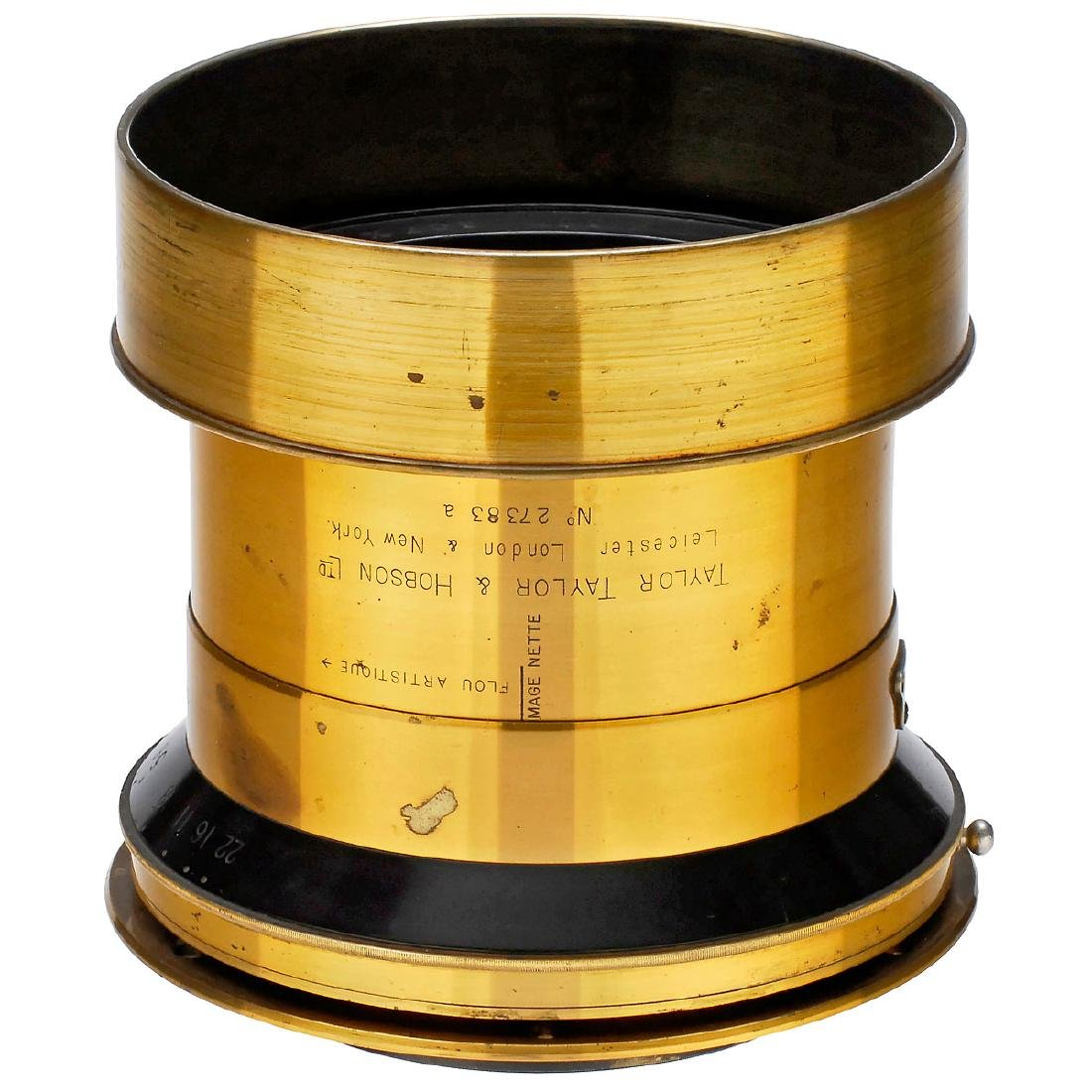 Cooke Portrait Lens 3,5/307 mm, c. 1900