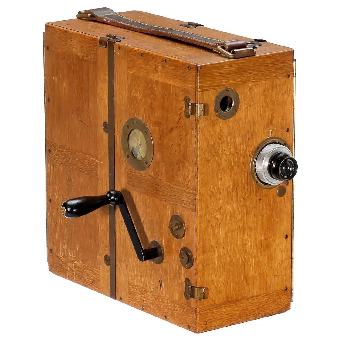 Zeiss Ikon Kino-A 35mm Movie Camera, c. 1932