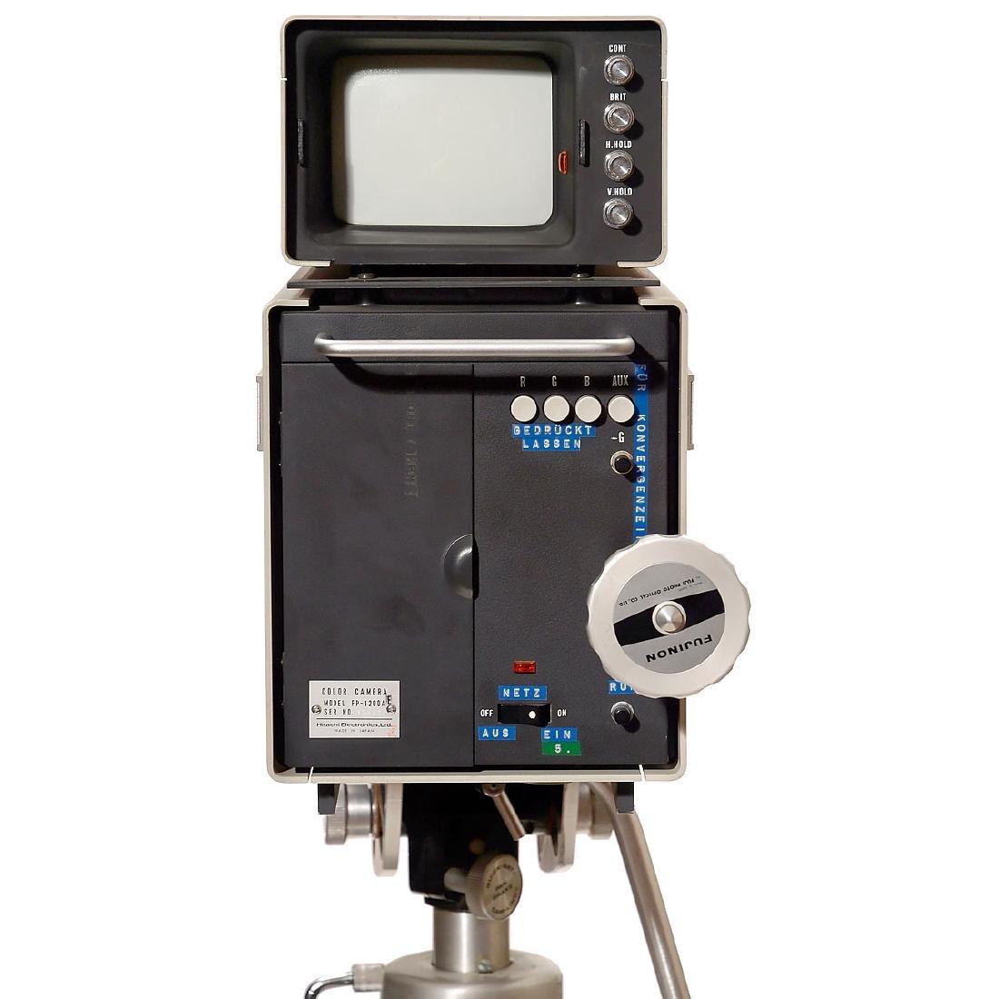 Shibaden Color Camera, 1980 - 2