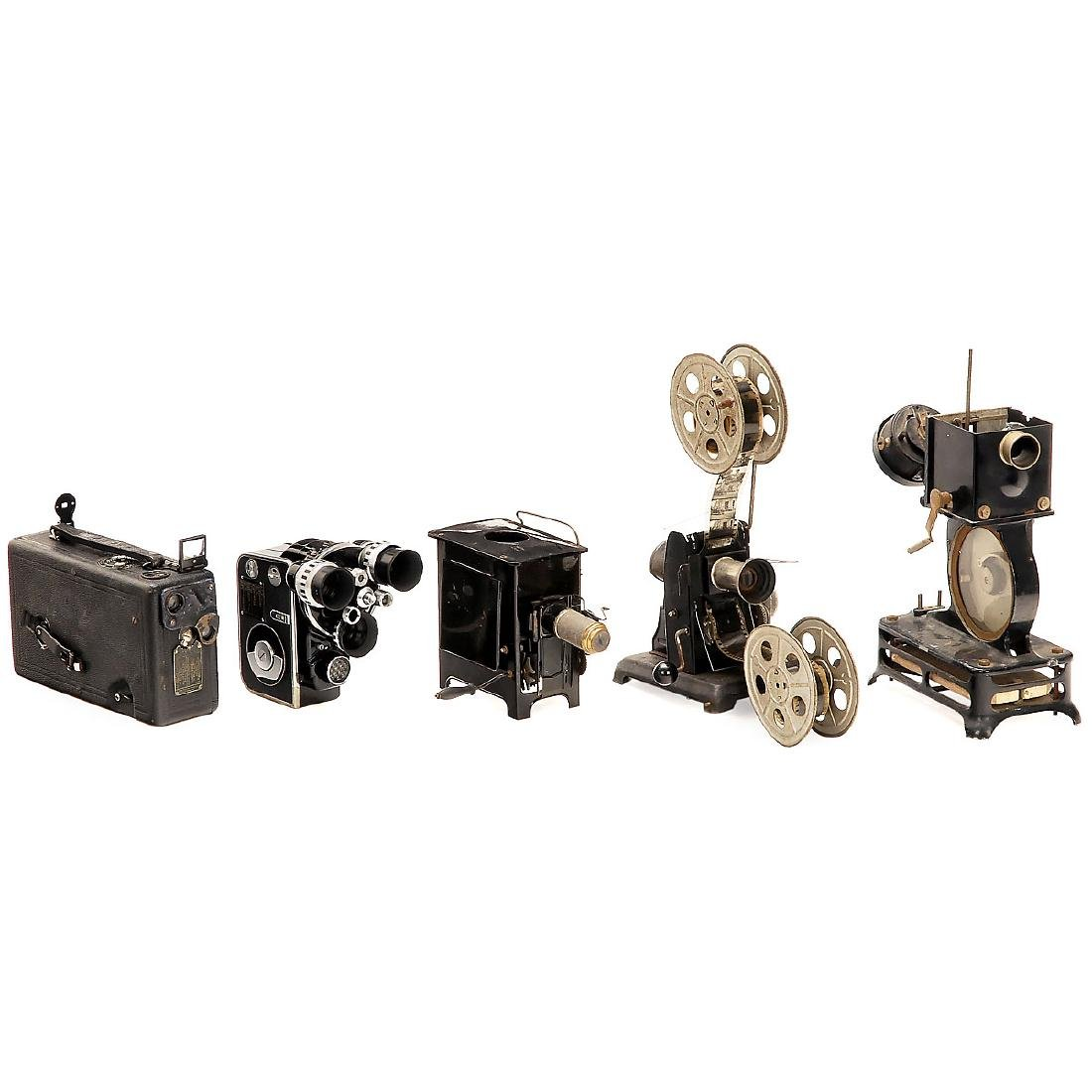 Laterna Magicas and Movie Projectors (Spare Parts) - 3