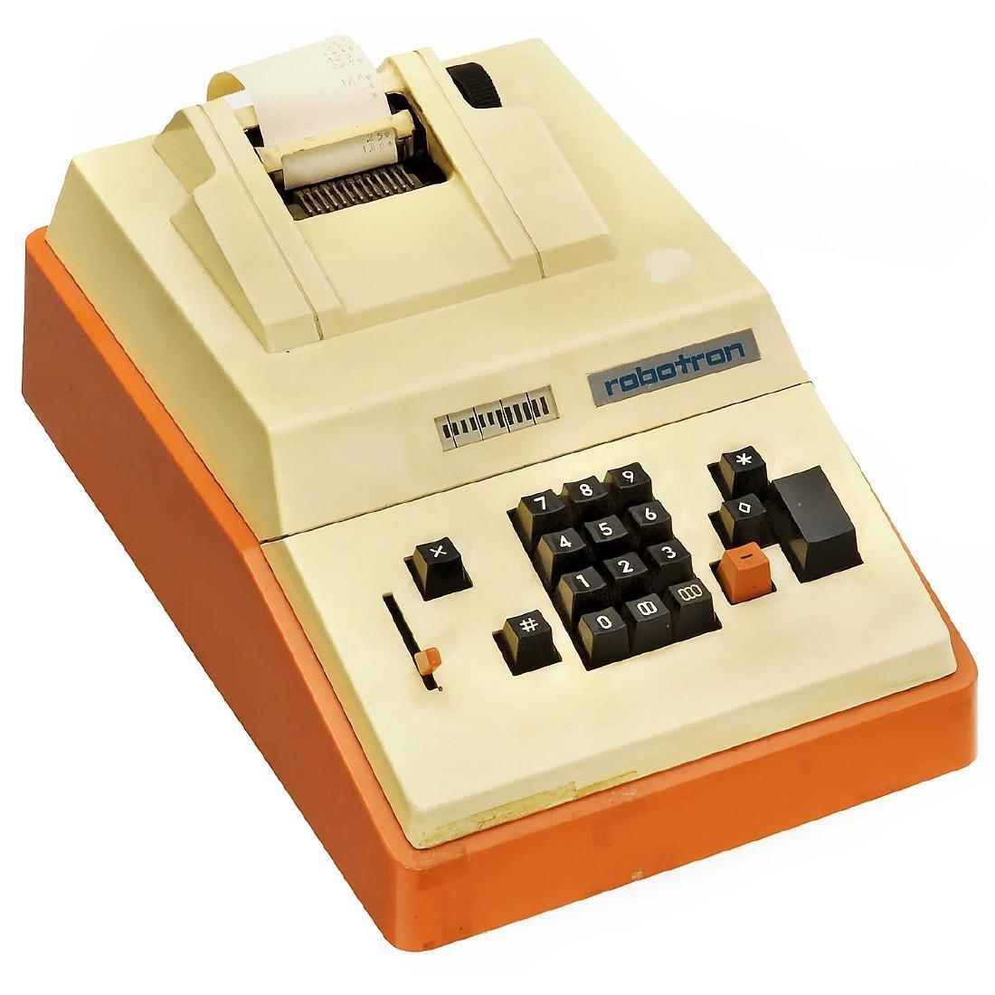 Robotron Mod. 314, 1972