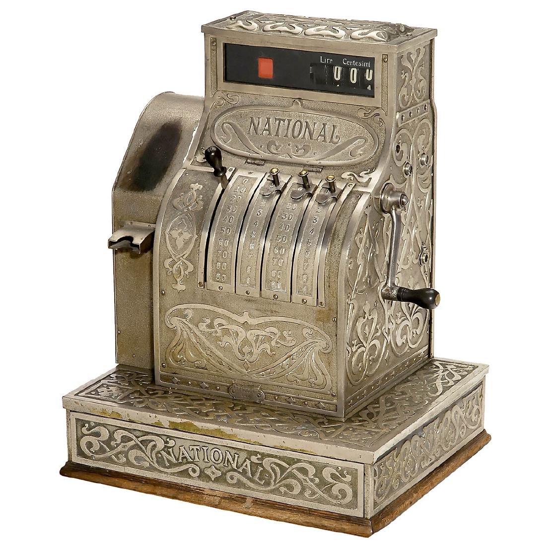 National Model 642 Cash Register, c. 1910