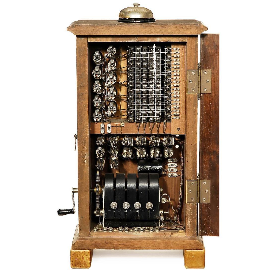 Telephone Switchboard, c. 1910 - 2