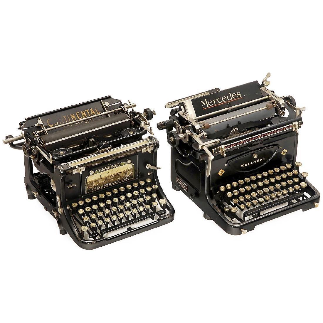 5 Typewriters - 2