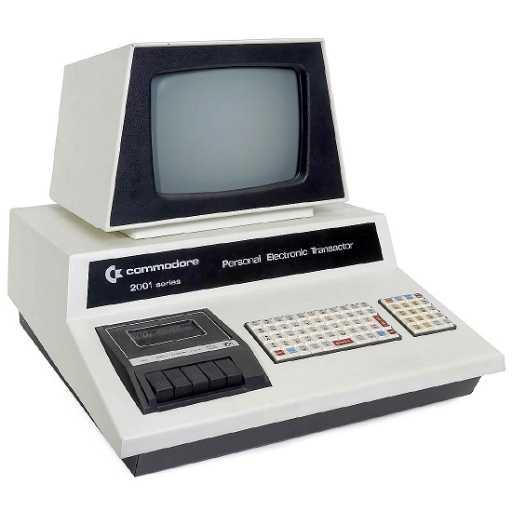 Commodore PET 2001 Computer, 1977