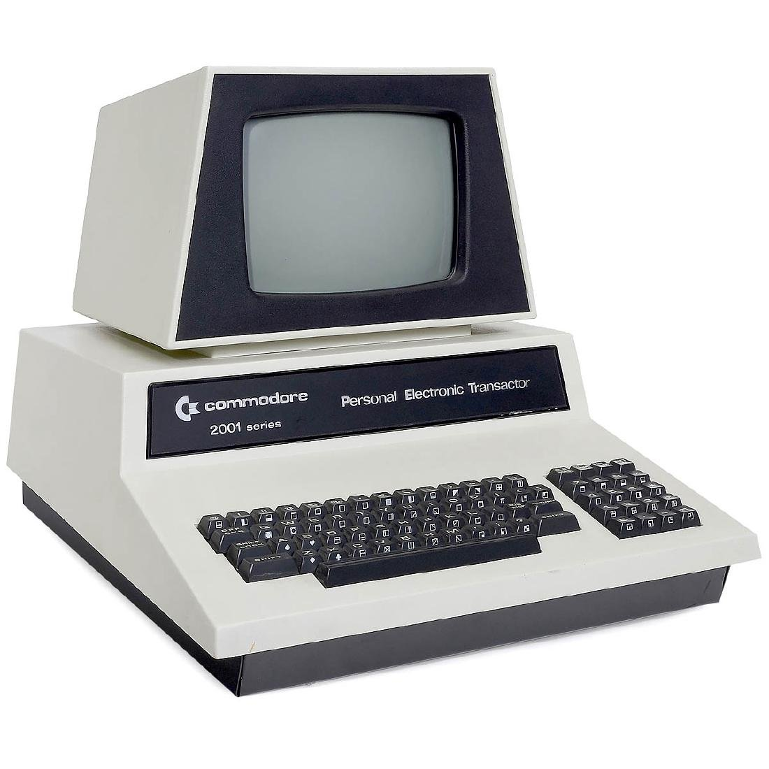 Commodore PET 2001-8N Computer, 1980