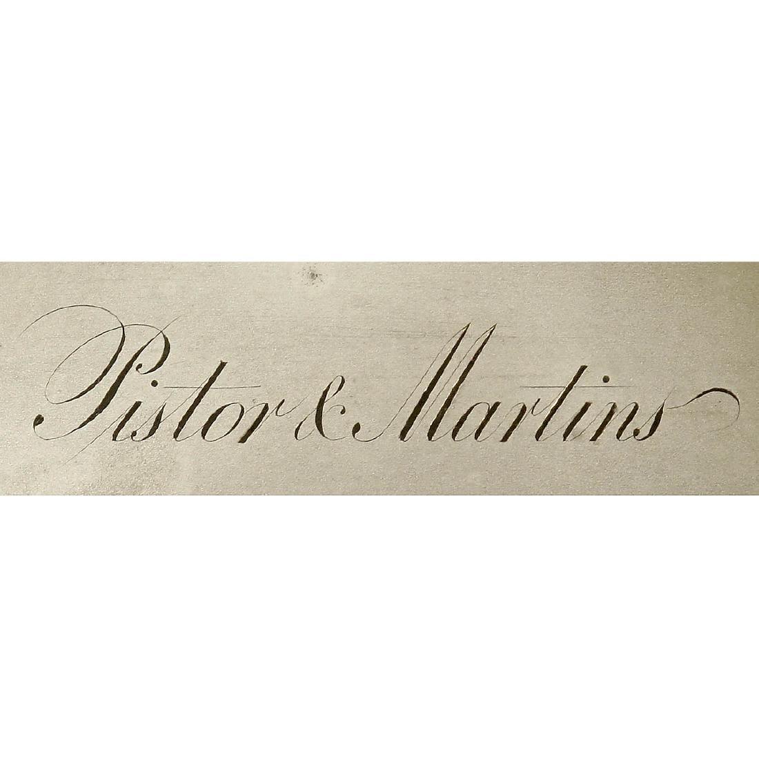 German Transit Theodolite by Pistor & Martins, c. 1850 - 2