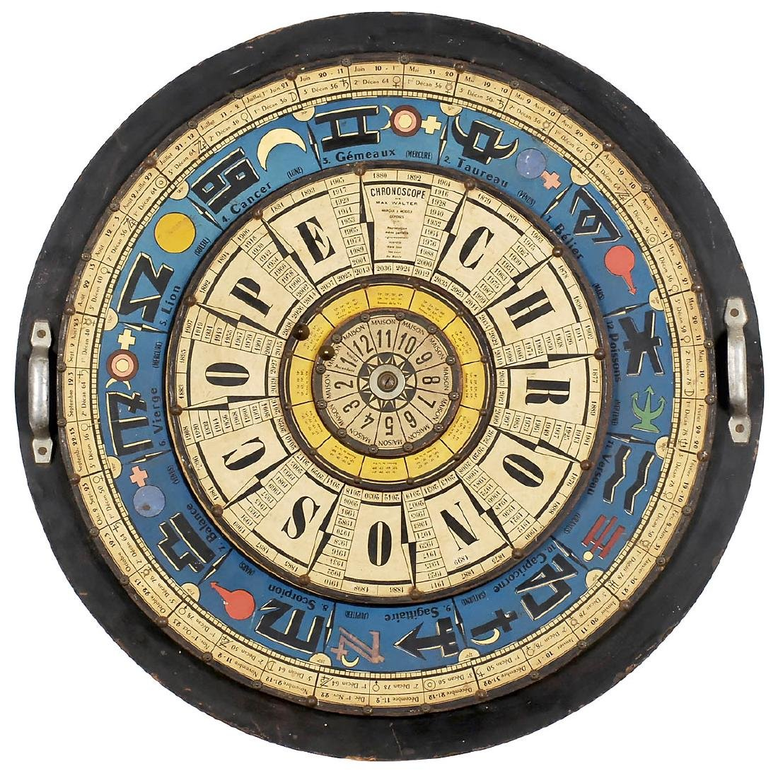 Le Chronoscope de Max Walter, c. 1900