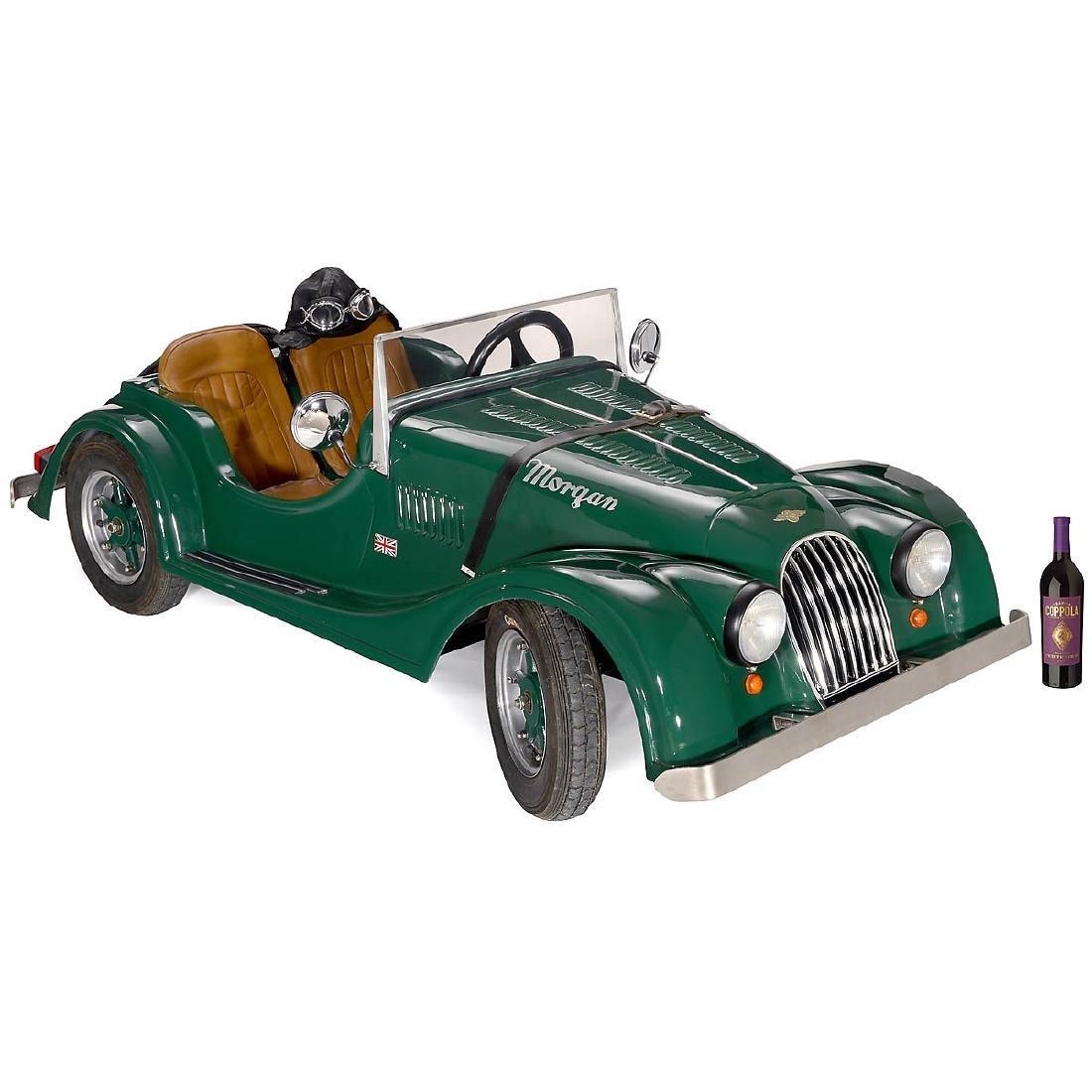 Morgan Plus 8 1:2 Scale Child's Car