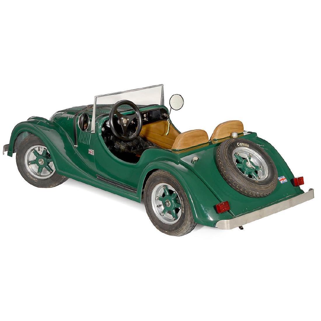 Morgan Plus 8 1:2 Scale Child's Car - 2