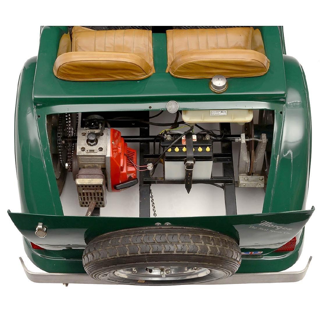 Morgan Plus 8 1:2 Scale Child's Car - 3