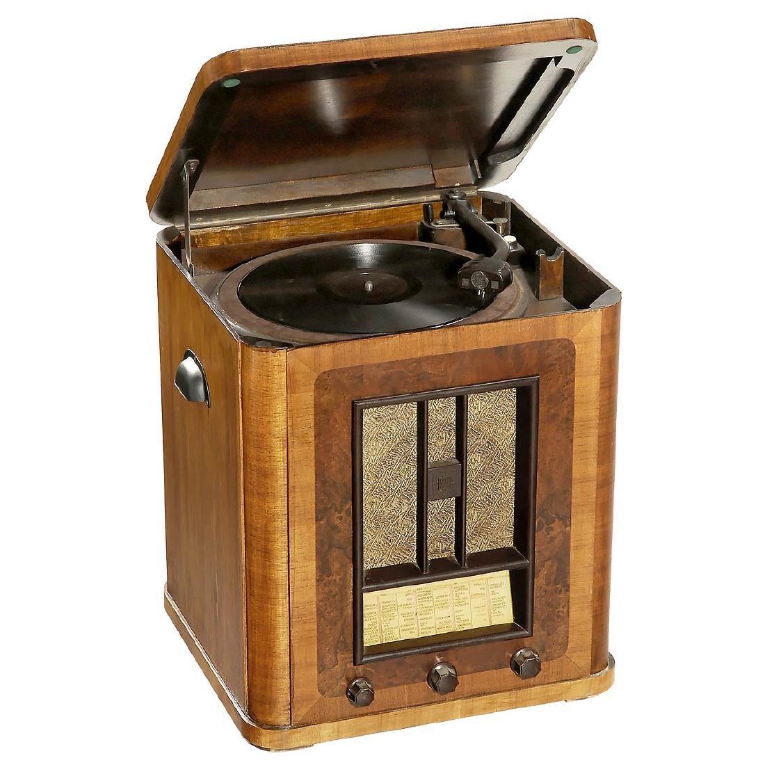Telefunken-Super 330 aWS - Nauen Radio, 1934
