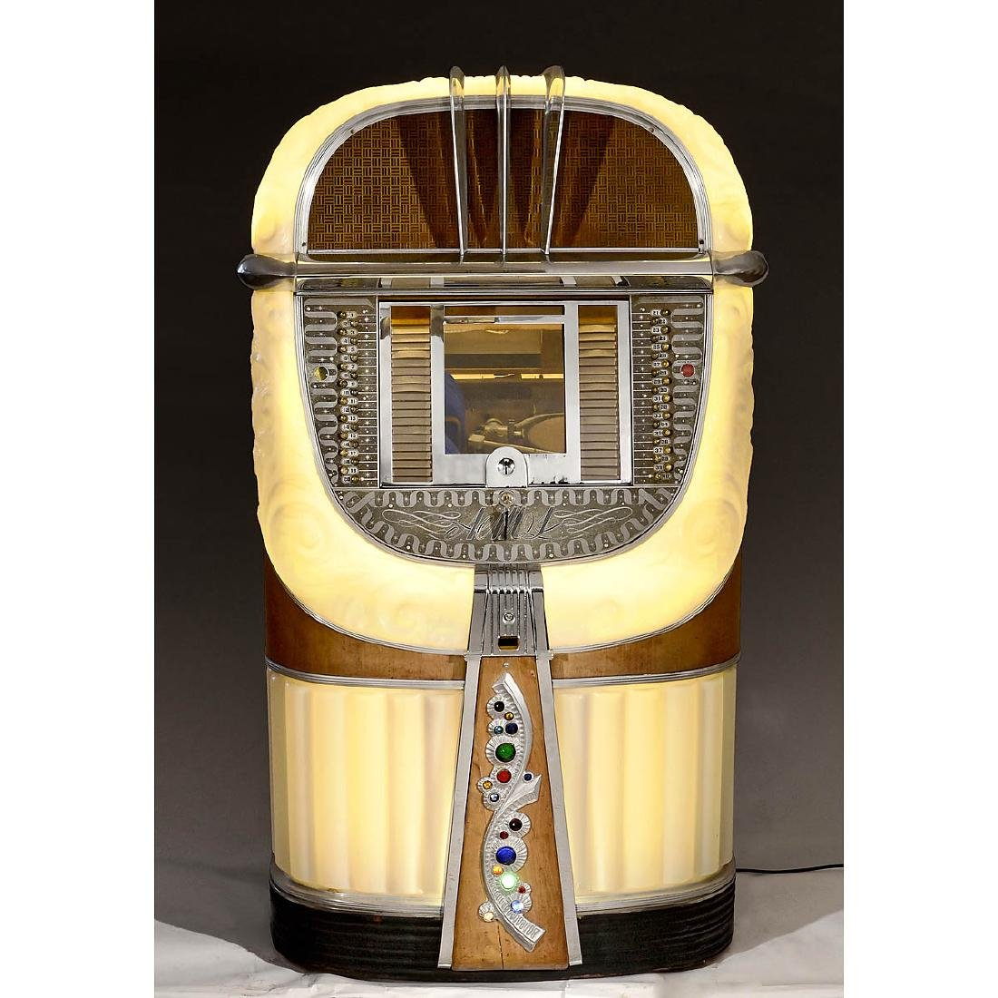 Ami Mother of Plastic Jukebox, 1946
