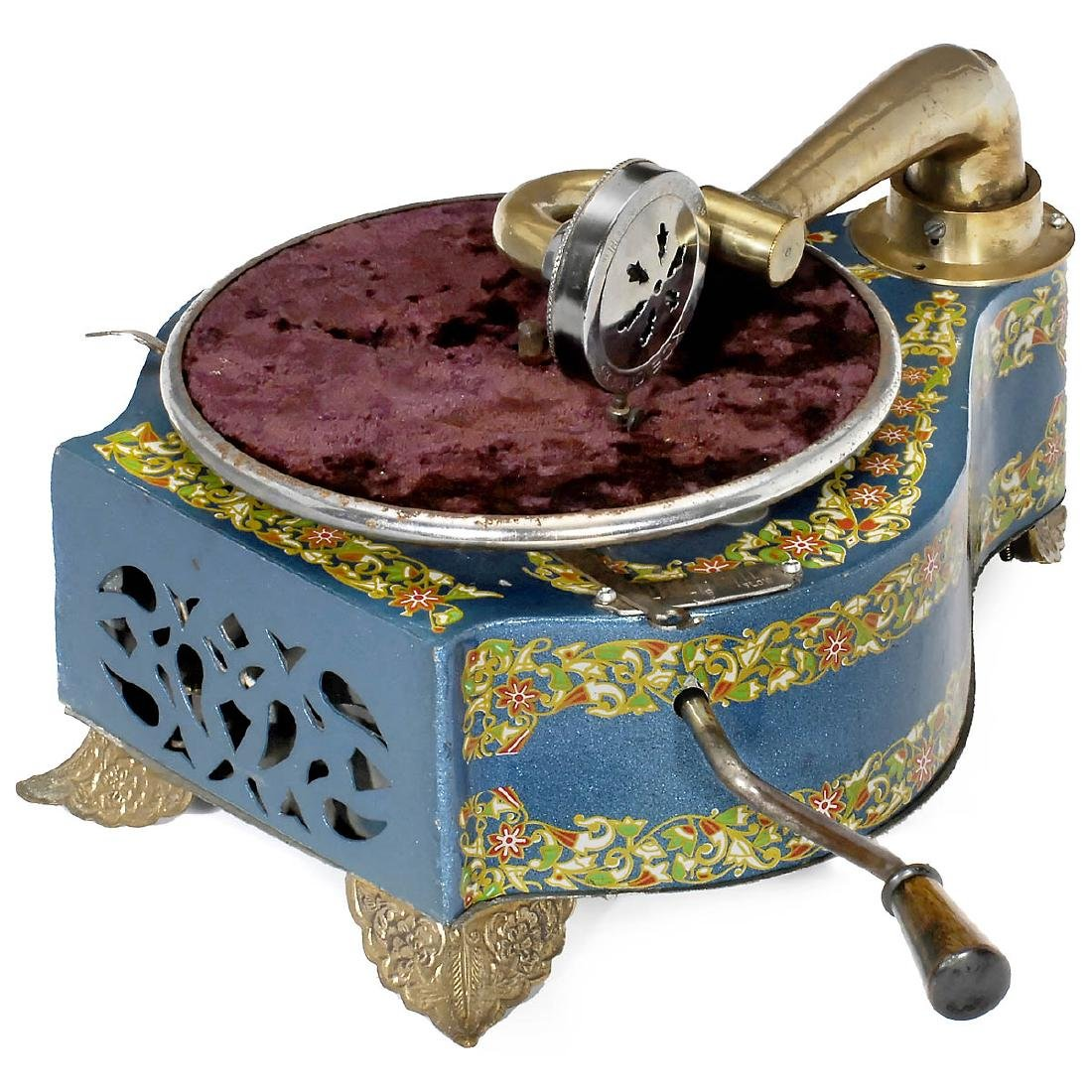Unusual Table Gramophone