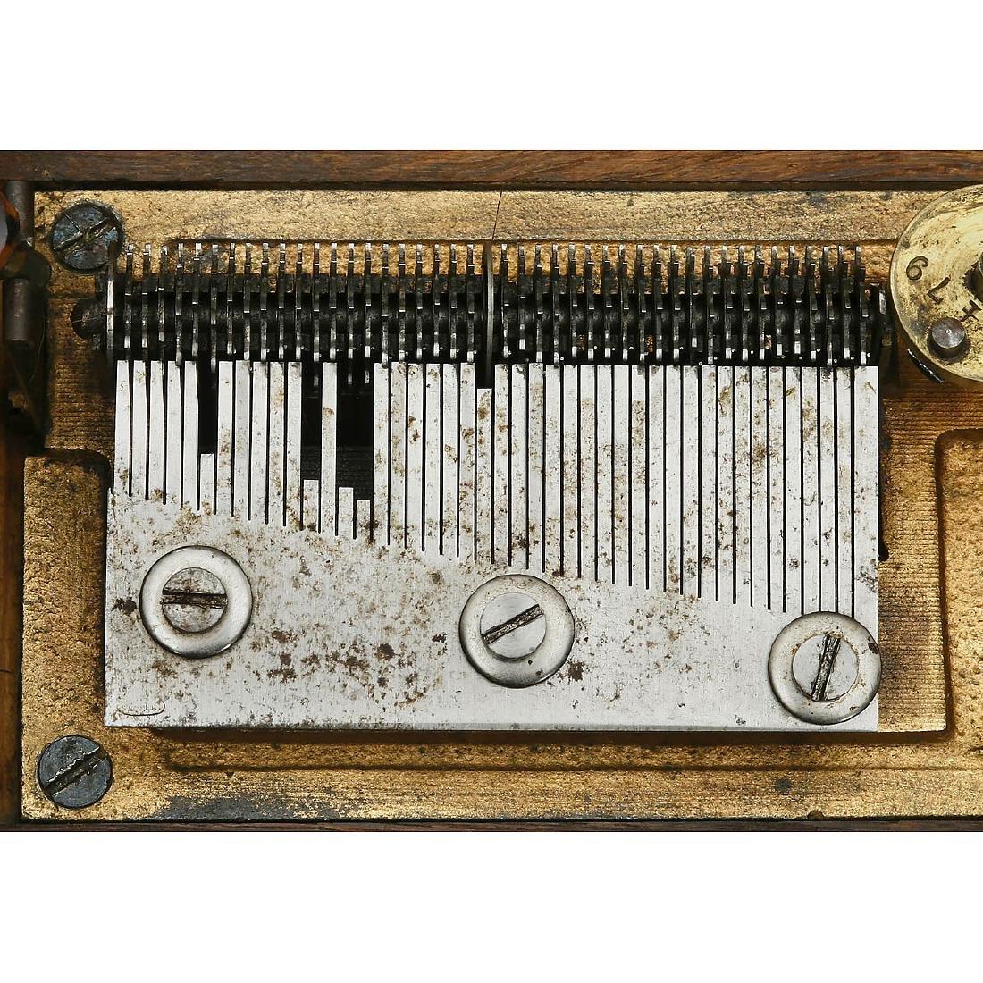 Troubadour Disc Musical Box, c. 1900 - 2