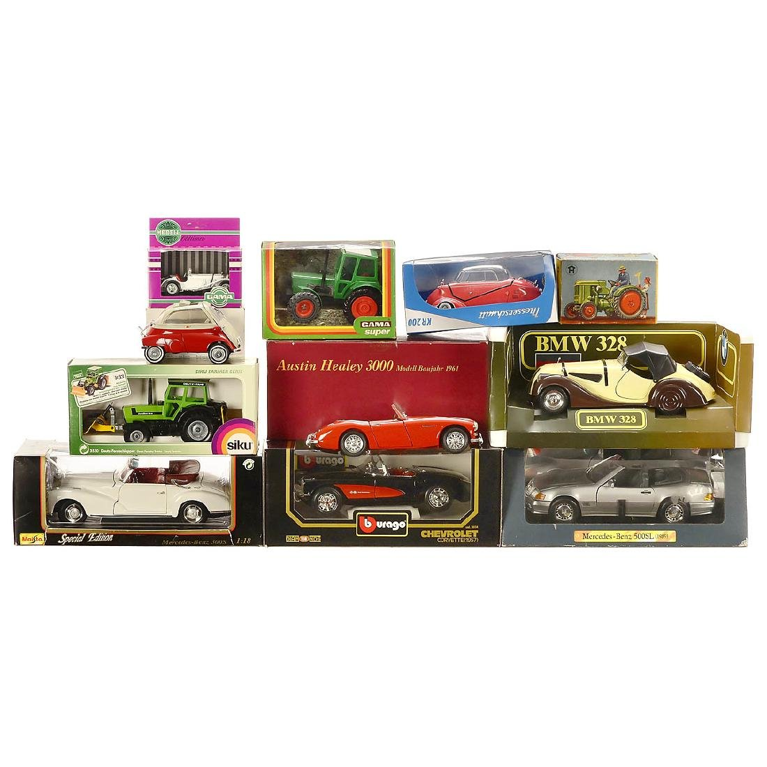 Group of Scale1:18 Model Cars - 3