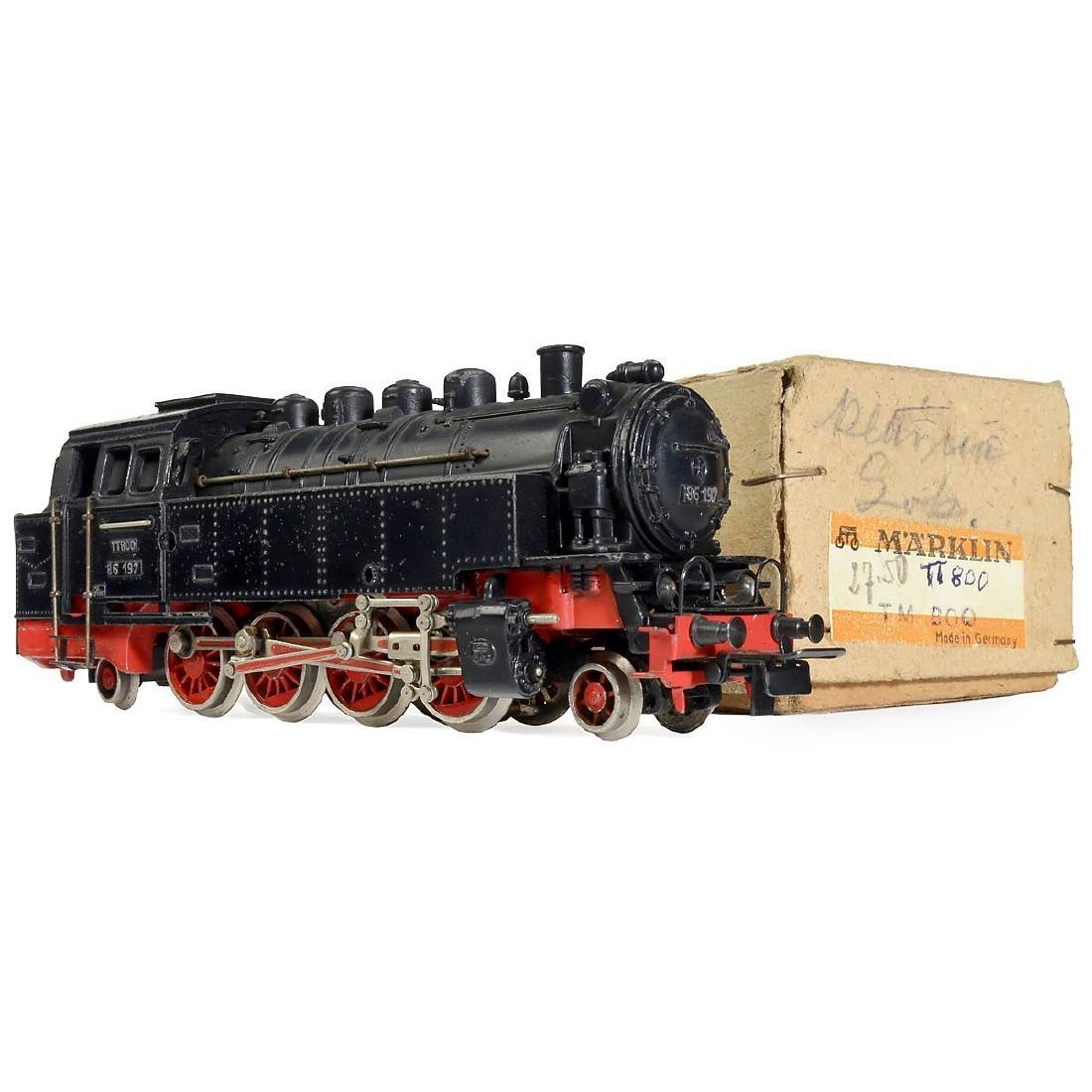 Märklin TT 800 Steam Locomotive, c. 1952