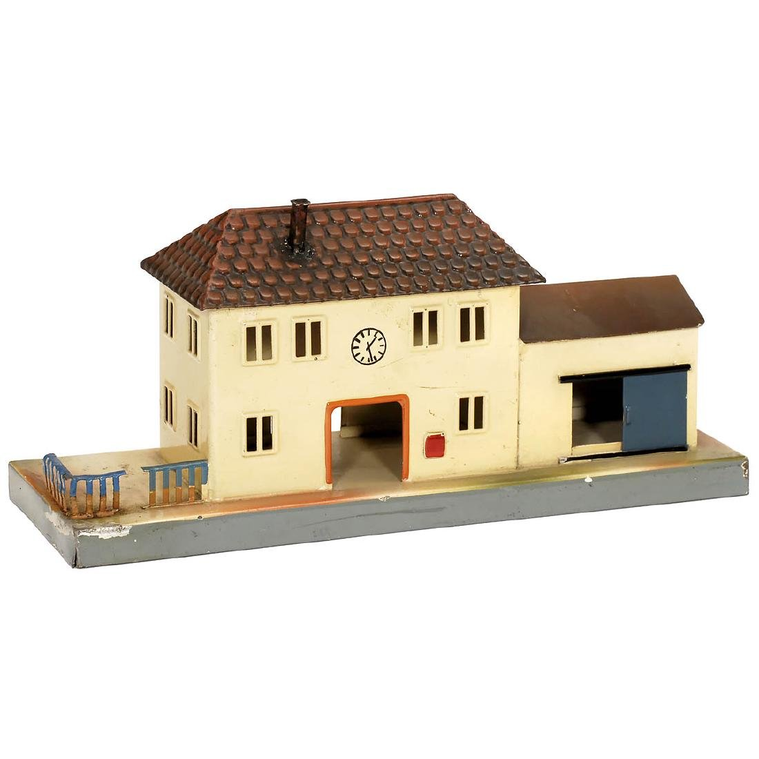 Märklin No. 412 Small Town Station, c. 1938