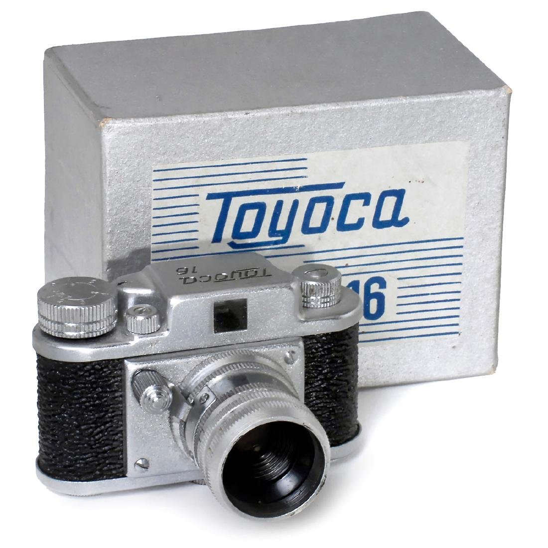 Toyoca 16 with Box, 1955