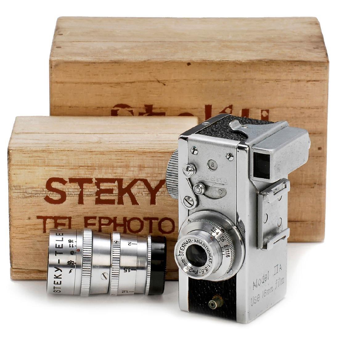 Steky IIIA with 2 Lenses, 1954