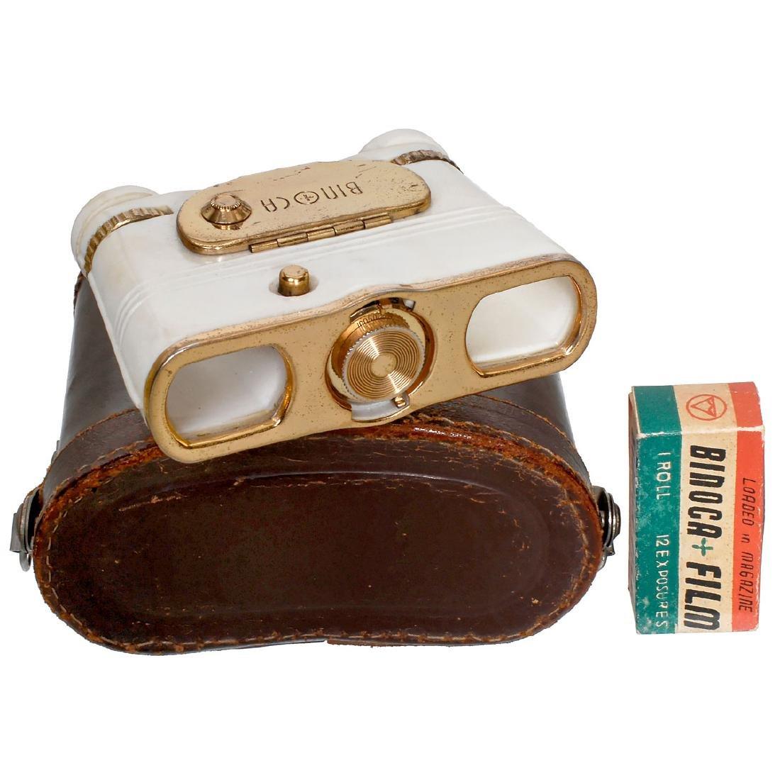 Binoca Picture Binoculars, 1950