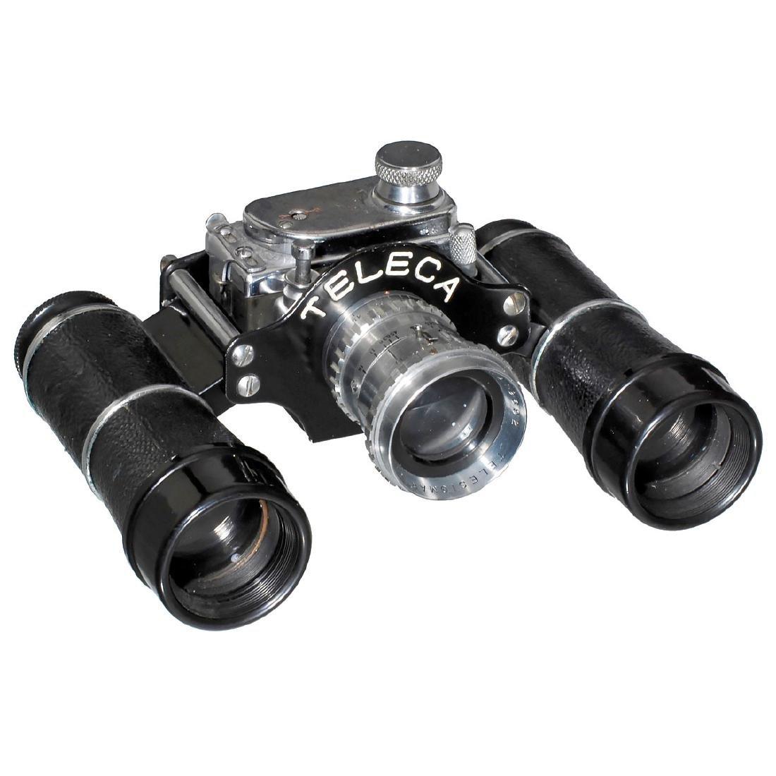 Teleca (Binocular Camera), c. 1950