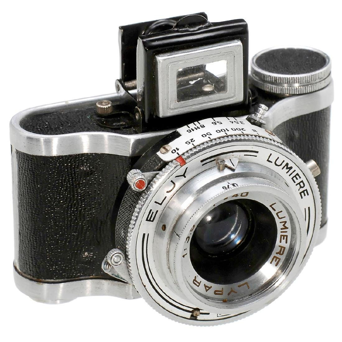 Eljy Subminiature Camera, 1950