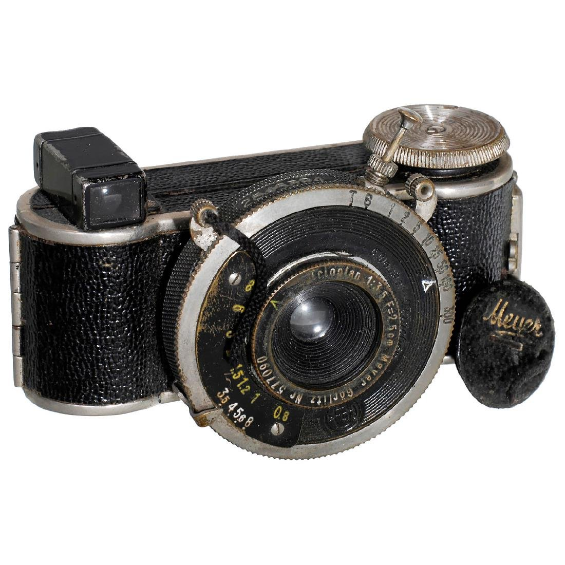 Miniflex by Kaftanskí, 1932