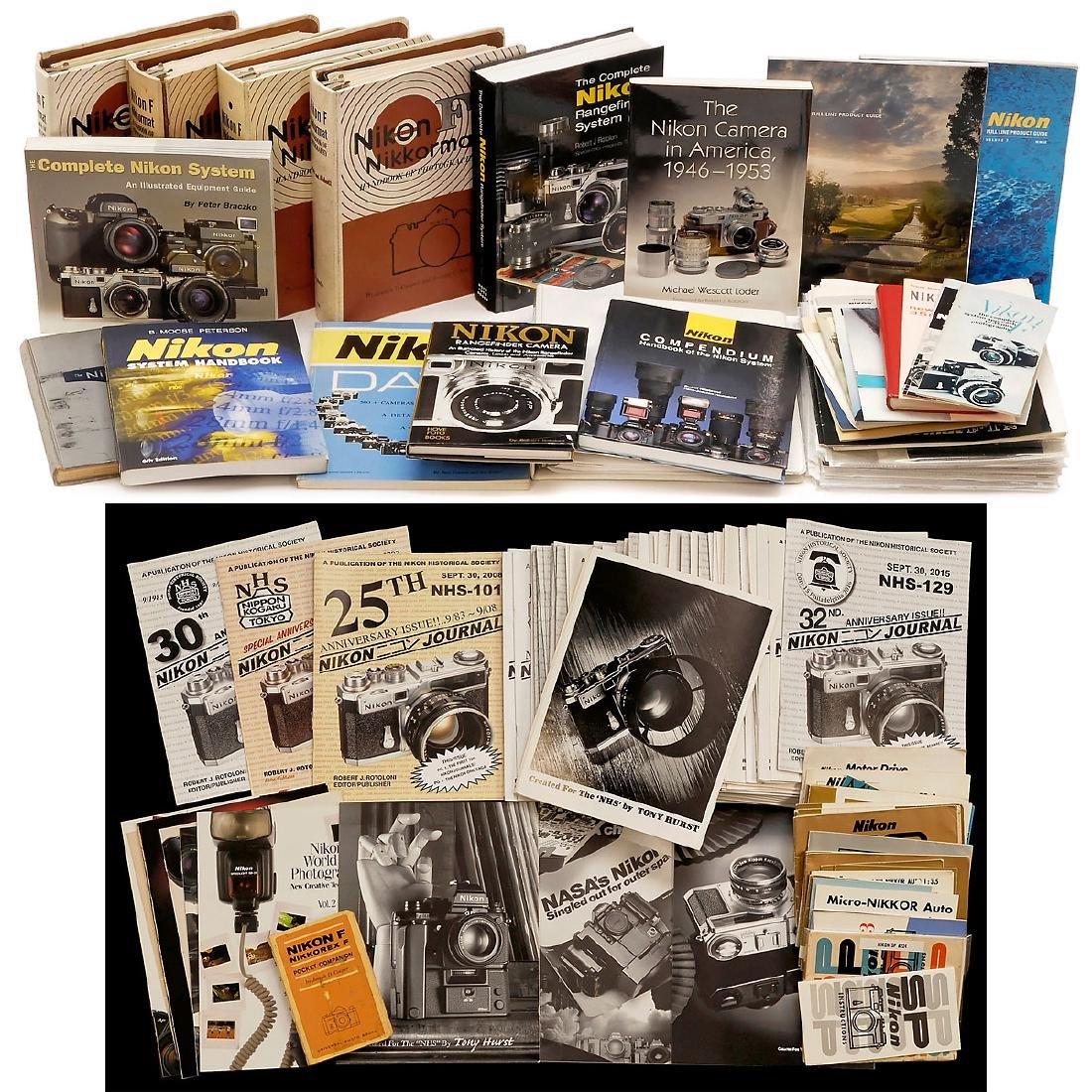 Nikon Literature and Instructions