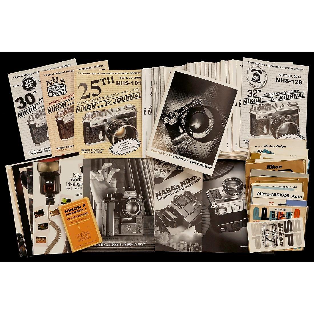 Nikon Literature and Instructions - 2