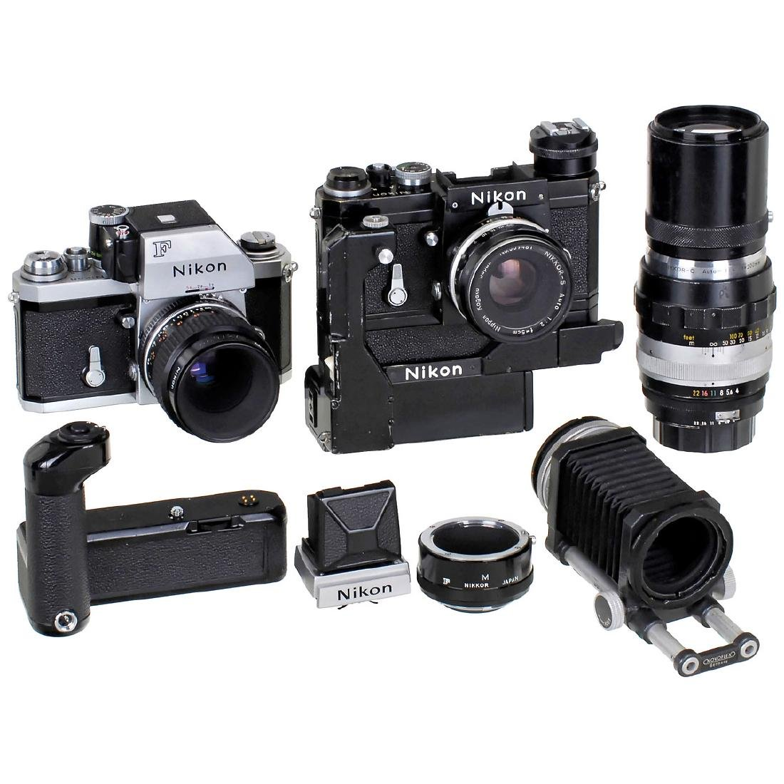 Nikon-Cameras, Lenses and Accessories