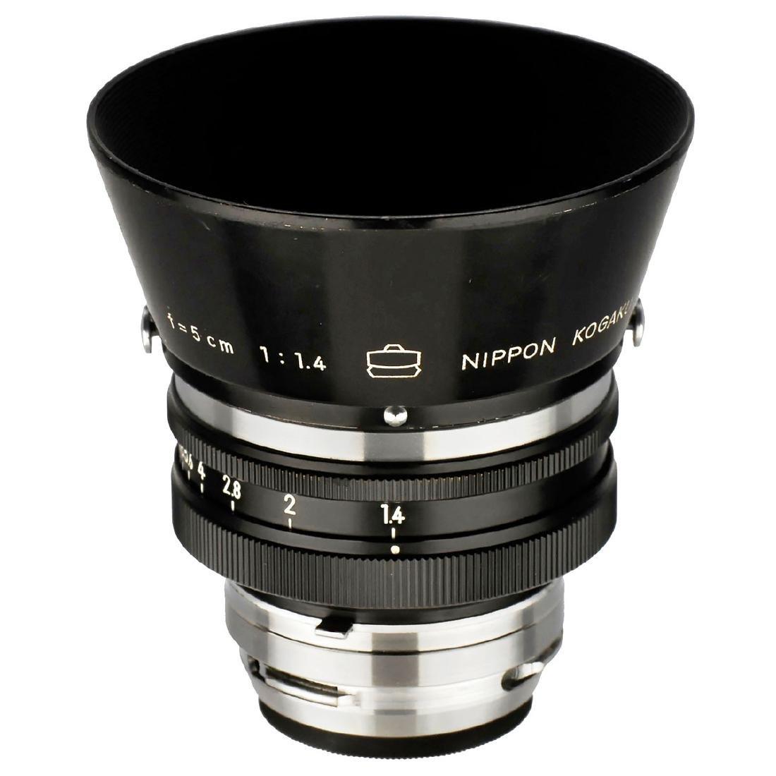 3 Nikkor Lenses - 2