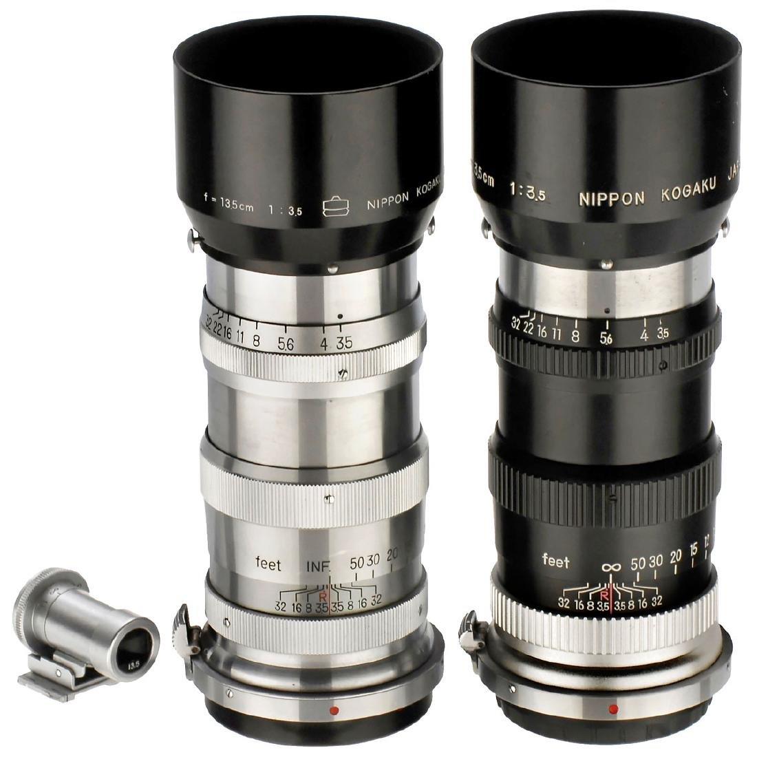 3 Nikkor Lenses - 3