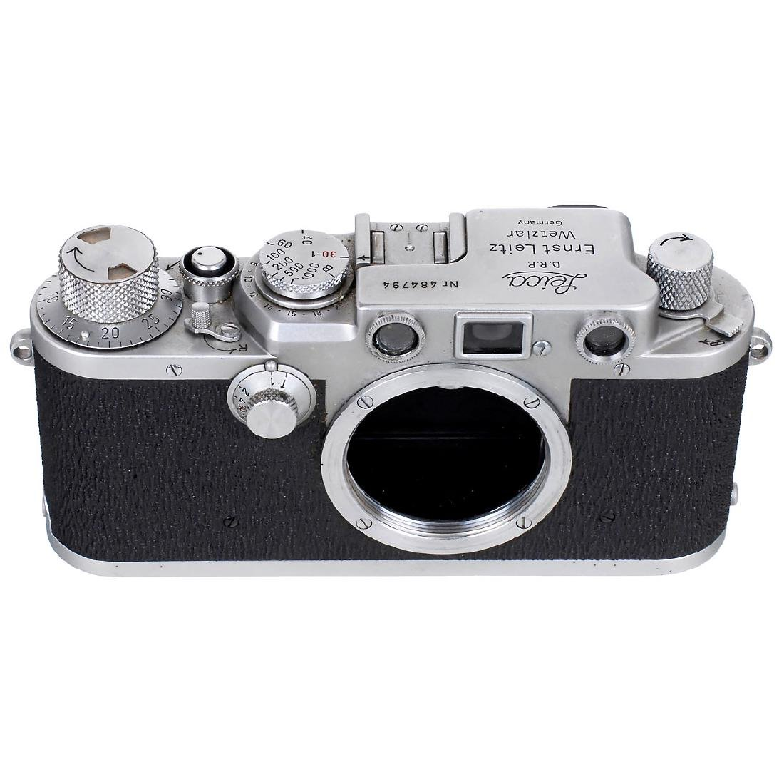 2 x Leica IIIf - 2