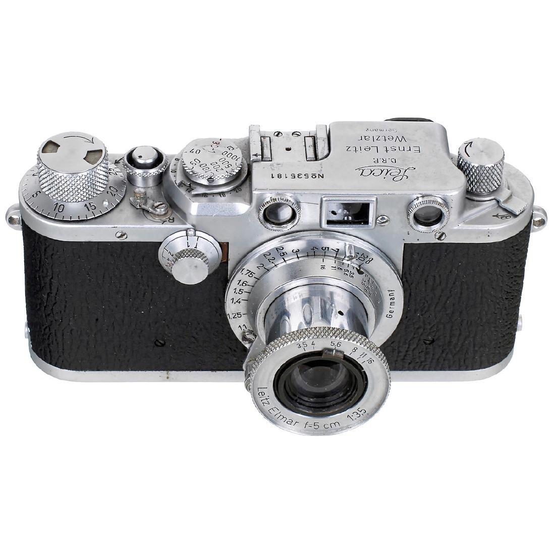 2 x Leica IIIf - 3
