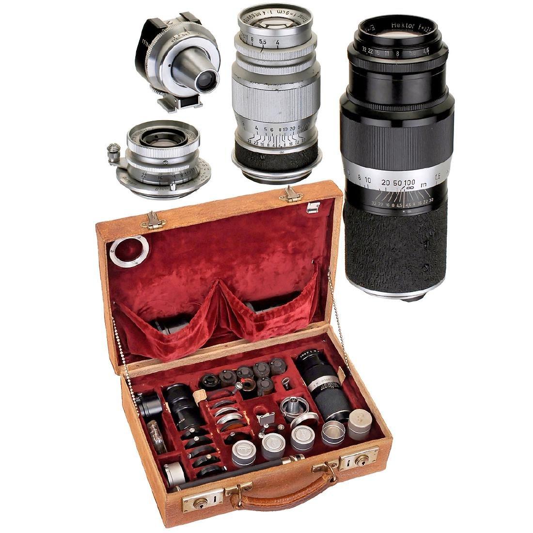 Leica Screw-Mount Lenses and Accessories