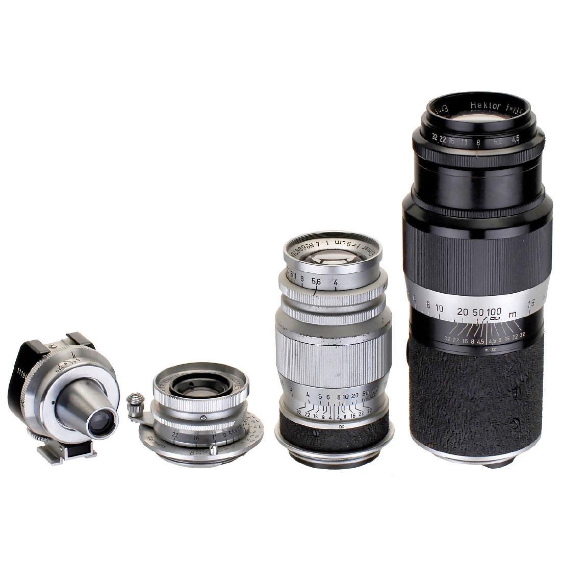 Leica Screw-Mount Lenses and Accessories - 2