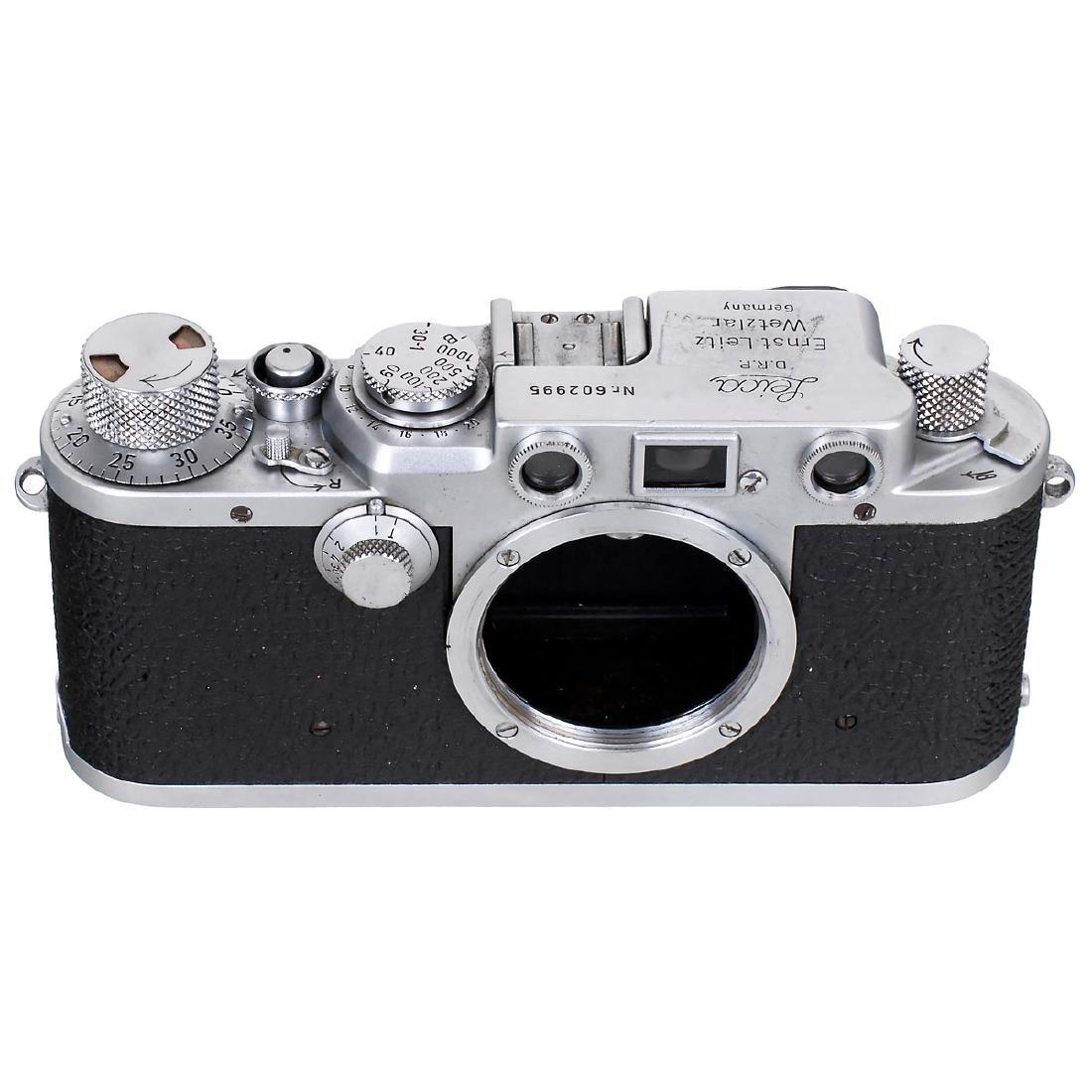 Leica II, IIIc and IIIf - 2